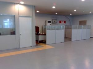 Çağrı İnşaat Kısa Ofis Bölme Sistemleri (seperatör ofis bölme sistemleri) (2)