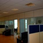 alt cam ofis bölme sistemleri
