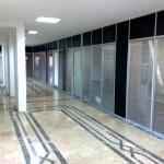 camlı ofis bölme duvar