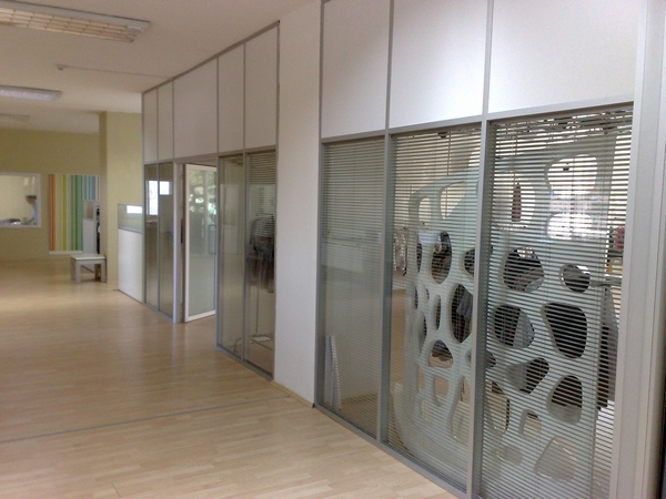 panel bölme duvarları