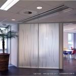 Çift Camlı Jaluzili Ofis Bölme Sistemi